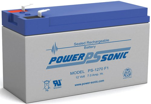 Battery Apc 330Xt Plus,360Sx Ps-1272F2, Each 12V 7Ah