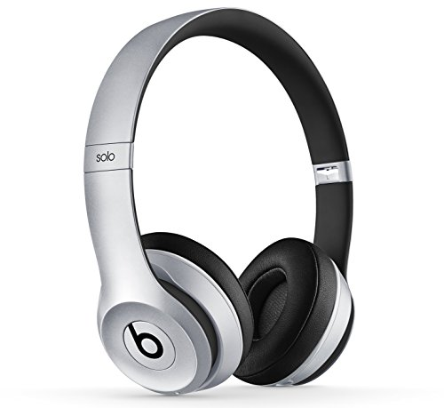 Beats by Dr. Dre Solo2 Cuffie Wireless On-Ear, Grigio Siderale