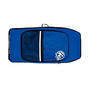 Creatures of Leisure Bodyboarding Multi Travel Board Bag in Blue by Creatures of Leisure