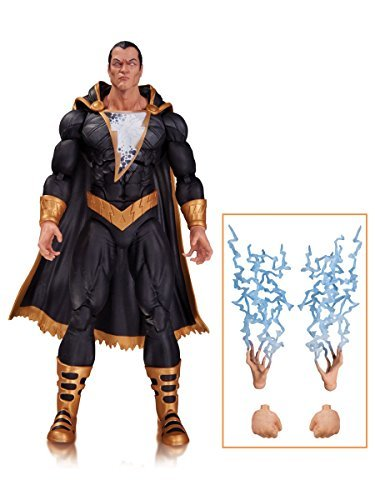 DC Comics Icons / Black Adam Forever Evil 6 inches action figure