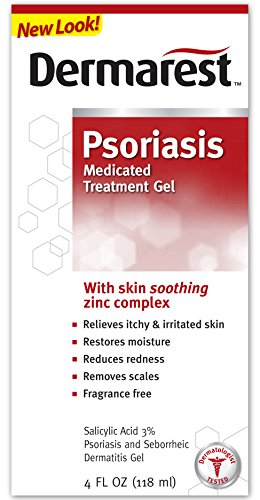Dermarest Psoriasis Medicated Skin Treatment, 4 fl. oz., Boxes (Pack of 6)