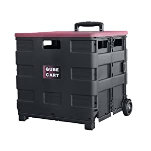 Qube Cart XL -Black- (Free Shipping)