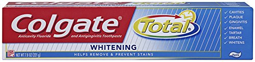 Colgate Total Whitening Toothpaste, 7.8Oz front-1050226