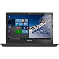 Lenovo G50-80 80E503G1IN 15.6-inch Laptop (Core i3-5005U/8GB/500GB/Windows 10 Home/Integrated Graphics), Black
