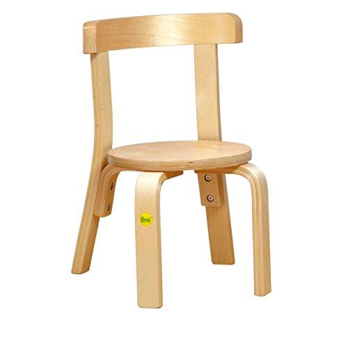 Erzi-Stuhl-25-Formholz-Kinderstuhl-Kinder-Hocker-Sitzmbel-Holz-Holzstuhl