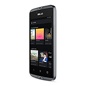 BLU Energy Diamond Mini UK SIM-Free Smartphone with 3000 mAh Battery - Grey