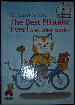 The best mistake ever book