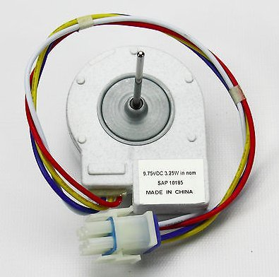 General Electric Hotpoint Refrigerator WR60X10043 Evaporator Fan Motor (Ge Wr60x10185 General Electric compare prices)