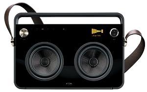 TDK Life on Record 77000015402 2-Speaker Boombox Audio System