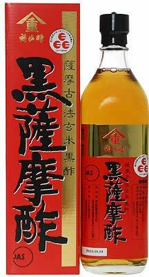 オリヒロ 黒薩摩酢 700ml