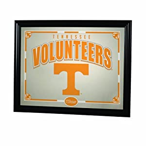 NCAA Tennessee Volunteers 22 Printed Mirror by The Memory Company