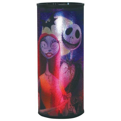 Westland Giftware Cylindrical Nightlight, The Nightmare Before Christmas
