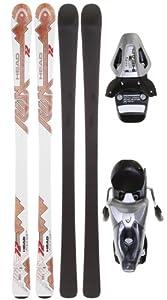 Buy Head 2012 Peak 72 Skis w Head PR 11 Bindings by HEAD