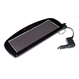 Wagan 2017 Solar Car Battery Charger