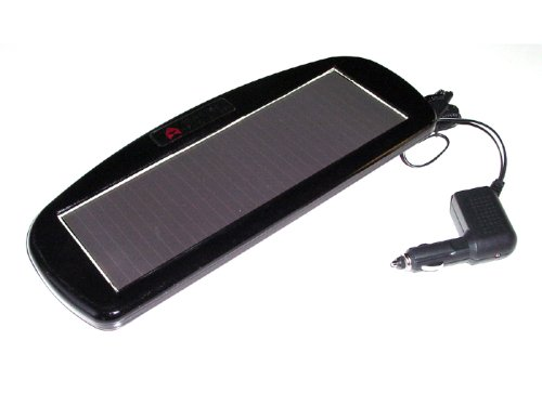 Wagan 2017 Solar Powered Battery Charger