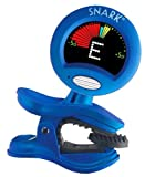 SNARK ( スナーク ) SN-1 / クリップチューナー フルカラーディスプレイ タップテンポメトロノーム機能付 4音半下げまで対応