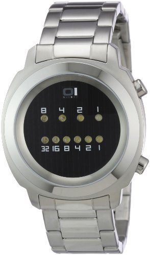 THE ONE Zerone ZE102B2 Men's Bracelet Watch