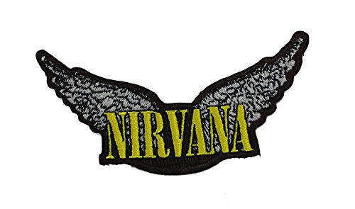 Application Nirvana Wings Patch