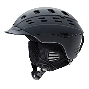 Smith Optics Variant Brim Helmet, Small, Matte Graphite
