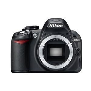 Nikon D3100 Digital SLR Camera Body (Kit Box) No Lens Included