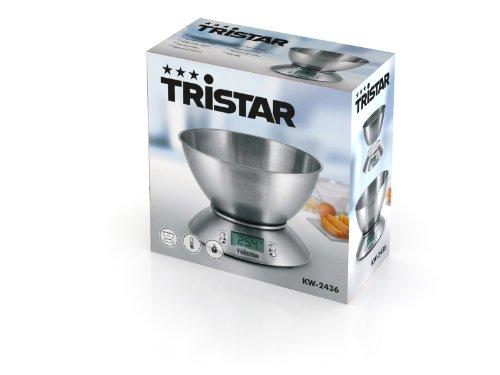 Tristar KW-2436 Balance de Cuisine Electronique