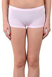 Mynte Women's Sport Shorts Pink MECLWIWP-SHR-97