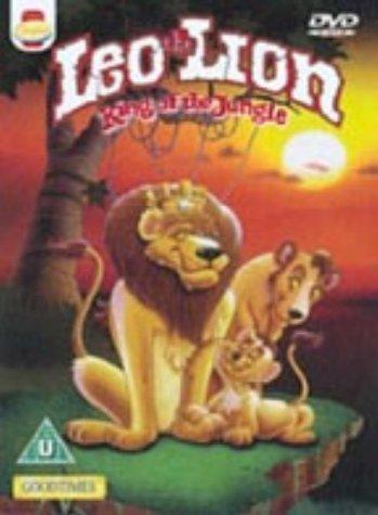 leo-the-lion-king-of-the-jungle-import-anglais