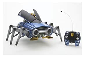 Tyco R/C N.S.E.C.T. Robotic Attack Creature - 49MHZ - Blue
