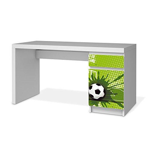 Mbel-Aufkleber-Folie-fr-IKEA-Malm-Schreibtisch-Kommode-Sticker-Kinder-Zimmer-dekorieren-Wohnideen-IKEA-Mbel-fr-Kinder-Zimmer-Dekor-Kids-Kinder-Goal