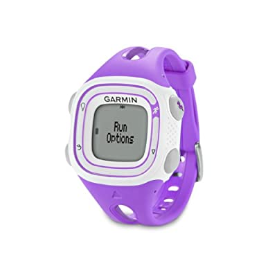 Garmin Forerunner 10 GPS Running Watch (Violet)