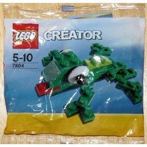 Lego Creator Set #7804 : Lizard