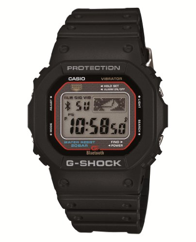 7a4e11c5b48 CASIO G SHOCK GB 5600AA 1JF Bluetooth Low Energy Wireless Japan Import