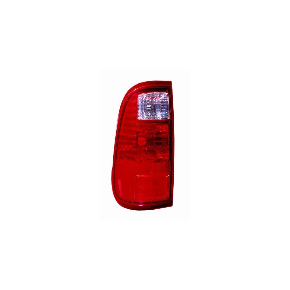 Depo 330 1936L UC Ford Super Duty Left Hand Side CAPA Certified Tail Lamp Assembly