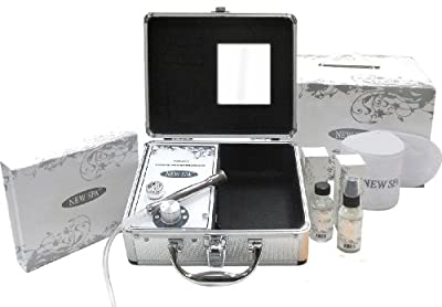 Diamond Microdermabrasion Portable Machine NEW SPA HOME Skin Care Kit