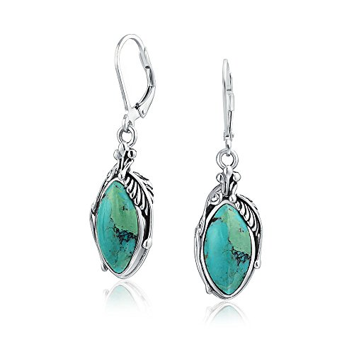 bling-jewelry-marquise-turquoise-leverback-sterling-silver-chute-foliaire-des-boucles-doreilles