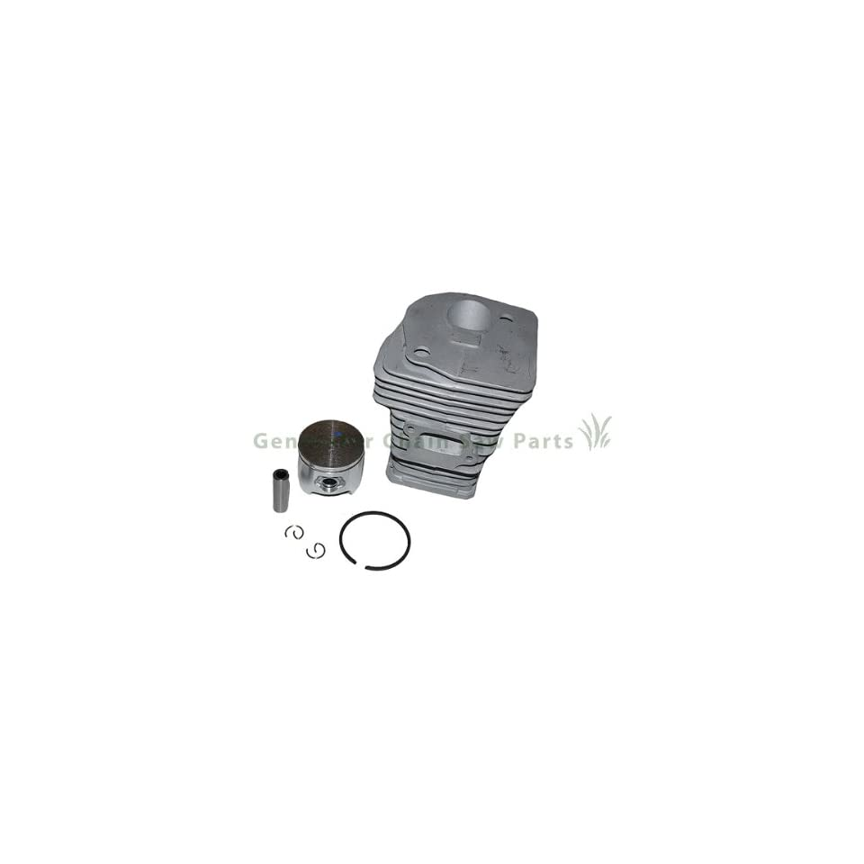 Chainsaw Husqvarna 350 351 353 346XP Engine Motor Cylinder Piston Kit Parts 44mm