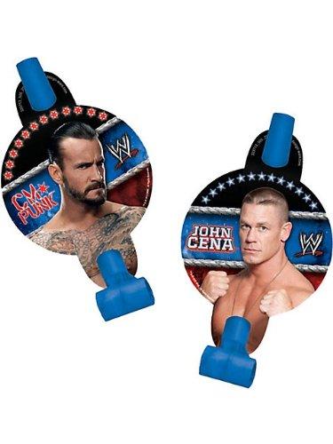 WWE Wrestling Blowouts / Favors (8ct) - 1