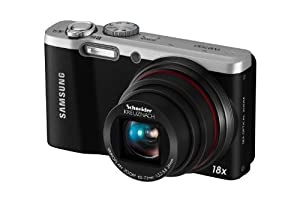 Samsung EC-WB700 Digital Camera with 14 MP and 18x Optical Zoom (Black)
