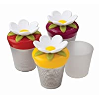 Joie Stainless Steel Bloom Floating Tea Infuser