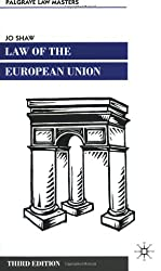 Law of the European Union (Palgrave Macmillan Law Masters)