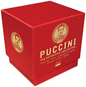 Puccini: The Definitive Collection (Coffret 11 CD)