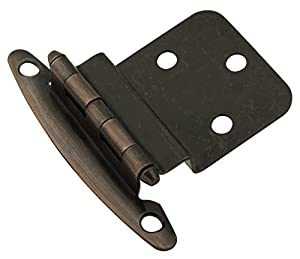 Hickory Hardware P140-VB Surface Mount 3/8-Inch Offset ...
