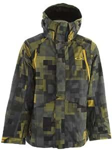 Oakley Men's Originate Lite Jacket Gold Ray Size Large