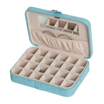 Maria Jewelry Box And Ring Case Picture