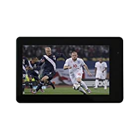 Envizen 7-inch Tablet PC Multi Touch Capacitive LCD / Android 4.0 / 1.0GHz CPU, 512MB DDR III RAM, 8GB Memory, WiFi b/g/n, HDMI Output 1080P