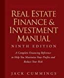 img - for Real Estate Finance & Investment Manual[REAL ESTATE FINANCE & INVES-9E][Paperback] book / textbook / text book