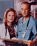 ブロマイド写真★海外ドラマ『ER 緊急救命室』グリーン(アンソニー・エドワーズ)&スーザン(シェリー・ストリングフィールド)
