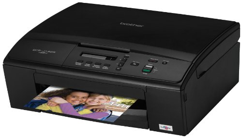 Brother DCP-J140w Wireless Compact Inkjet All-in-One (DCPJ140W)