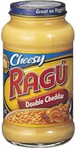ラグー チェダーチーズ 454g