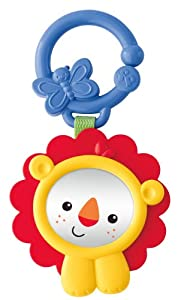 Fisher-Price Peek-a-Boo Mirror, Lion